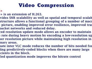 Video Compression Part : 01