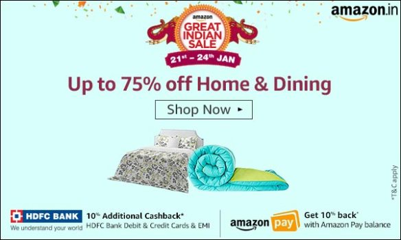 Amazon Home and Dining