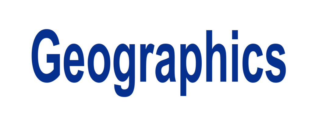 Deals / Coupons Geographics