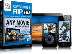 Copy Share and RIP