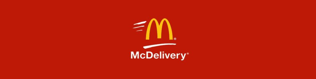 Deals / Coupons Mcdelivery