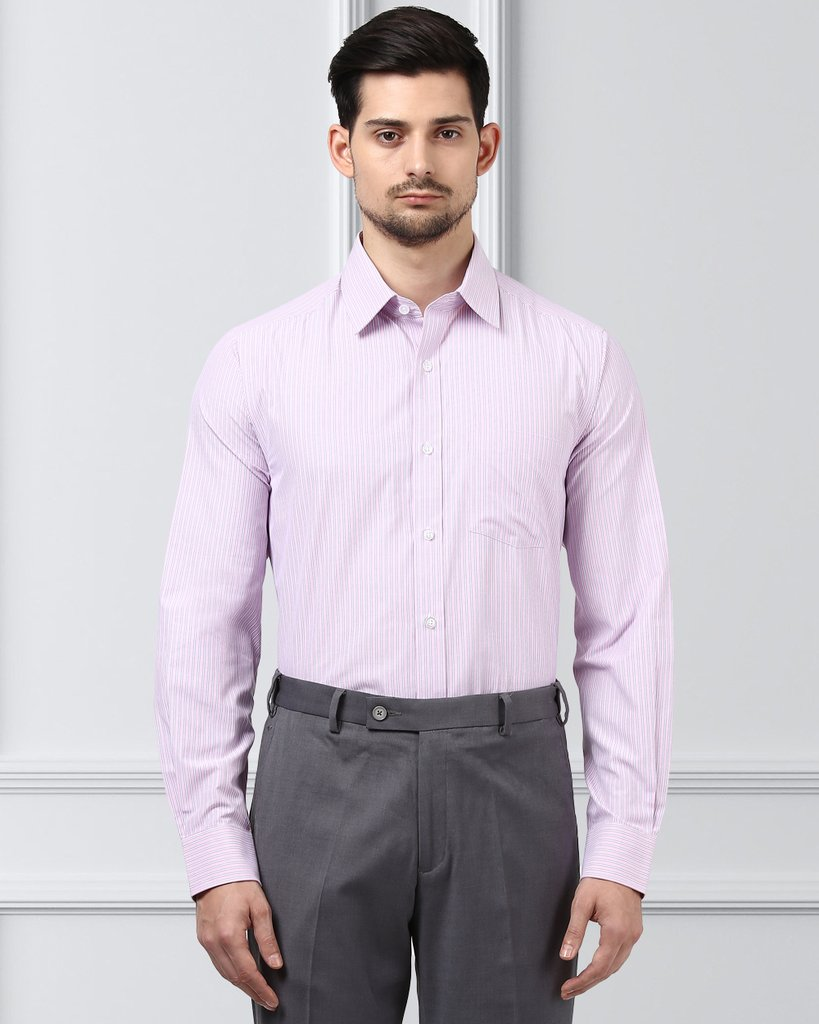 Next Look Medium Red Regular Fit Shirt