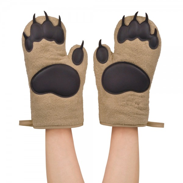 Get 42% discount on Bear Hands Oven Mitts
