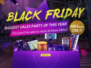 Thanksgiving's Day and Black Friday deals from Newfrog