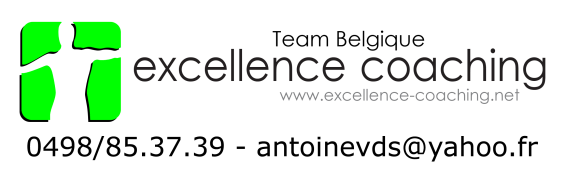 Logo antione team belgium vectorisé