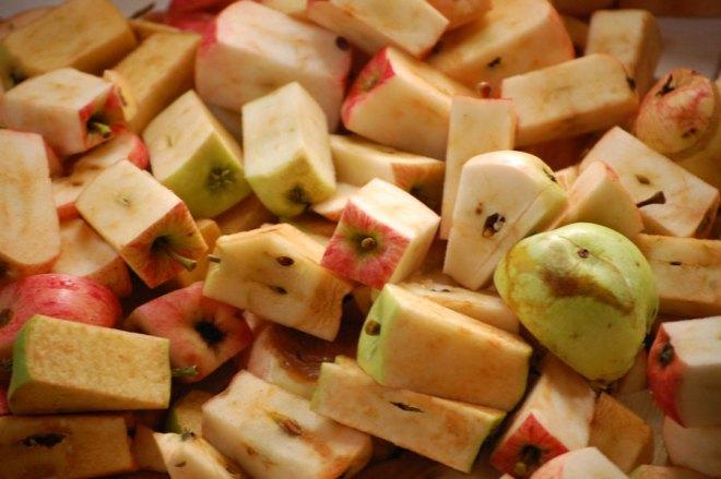 Äppelskruttar