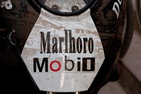 Marlboro Mobile, men nåt gick fel..