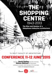 poster Shopping Centre Conference