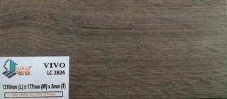 giá sàn nhựa inovar, sàn nhựa hèm khóa inovar LC2826