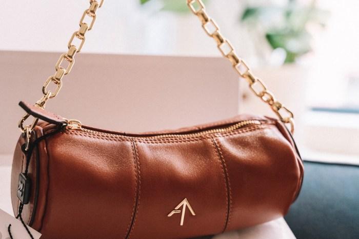 【Unboxing】Manu Atelier圓筒包開箱 Mini Cylinder Bag 超可愛的法棍包!推薦給小資女的平價小眾包款