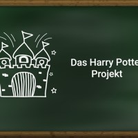 Das Harry Potter Projekt- Slytherin Pullover