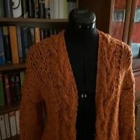 Winterkollektion #5 : Wenn aus einem Pullover eine Jacke wird