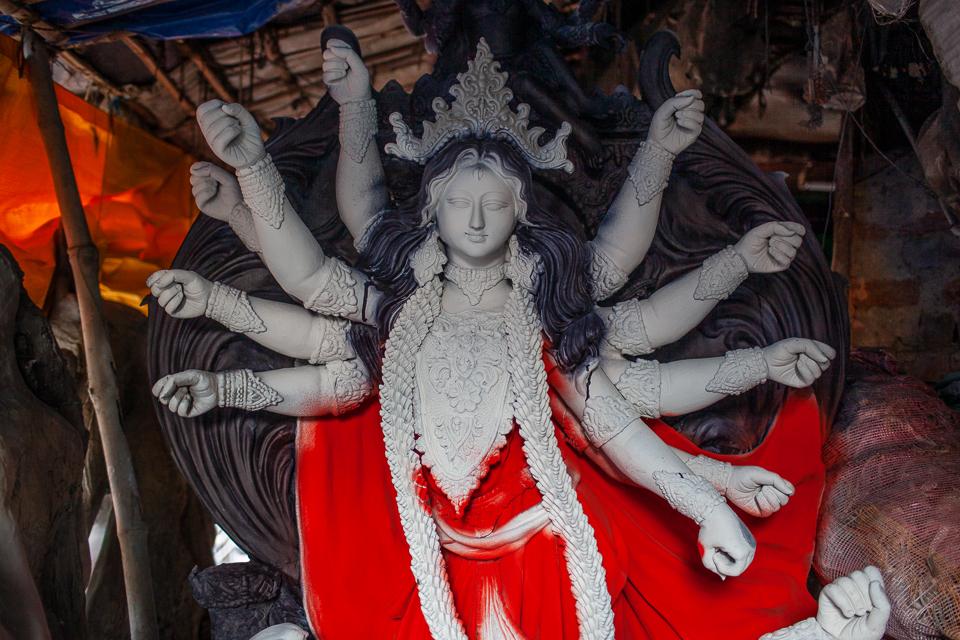 Return to Kolkata : A Tale of Devas and Suras