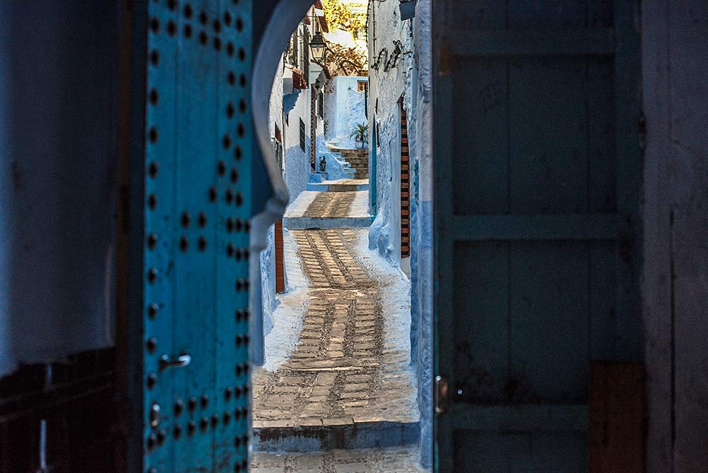 Chefchaouen Blue City : New Book
