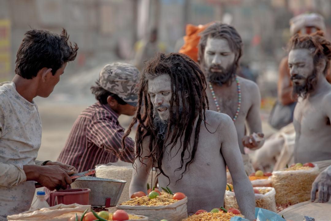 Sadhus Kumbh Mela-1-min