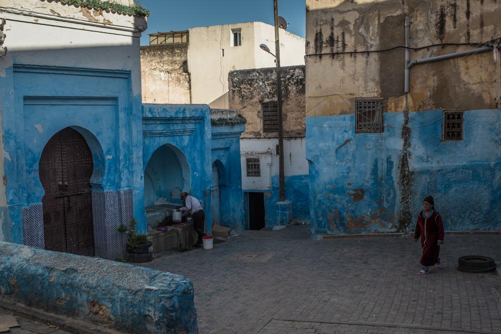 Jewish Mellah at Fes El Jdid
