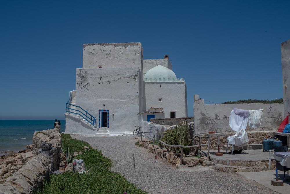 Sidi Kaouki : A Marabout Shrine on the Atlantic Coast of Morocco