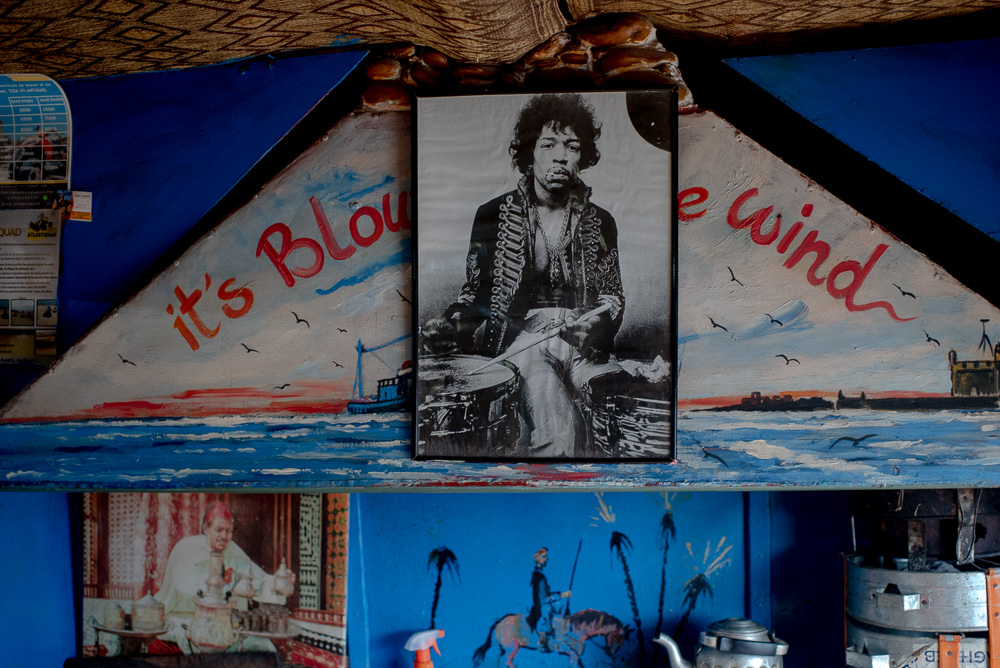 Castles Made of Sand : Jimi Hendrix in Essaouira