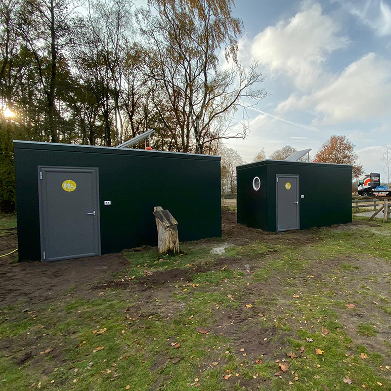bagni pubblici prefabbricati ecologici
