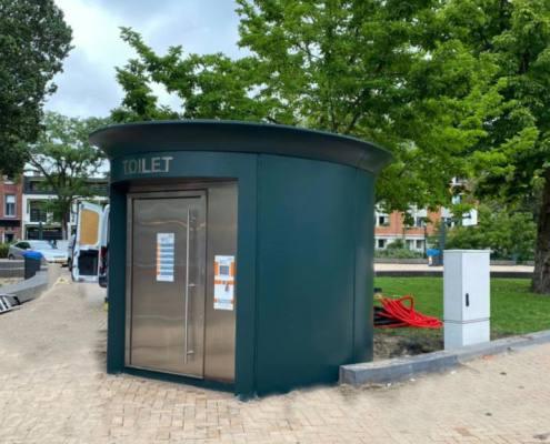 toilette urbana per disabili Ciao H