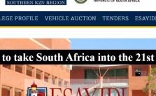 Esayidi TVET College Prospectus 2022 (Download PDF)