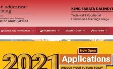 King Sabata Dalindyebo TVET College Prospectus 2022 (Download PDF)