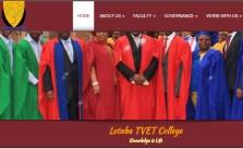 Letaba TVET College Prospectus 2022 (Download PDF)