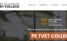 Apply Here: Port Elizabeth TVET College Online Applications 2022