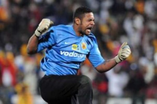 Emile Baron(born 17 June 1979 inFish Hoek,Western Cape) is aSouth Africanretiredfootballer who played as agoalkeeper forSouth Africa.