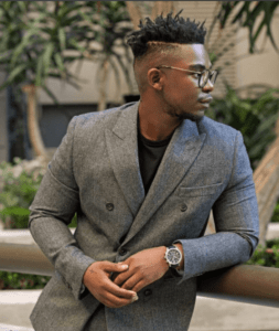 Siyabonga Beyile (born 7 December 1993) is the founder and creative director of 'The Threaded Man. He is also known as Mr. Threaded Man because of his blog.