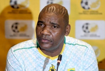 Molefi Ntseki (born 1970) is a South African football coach who serves as the head coach of South African Men's National Team.