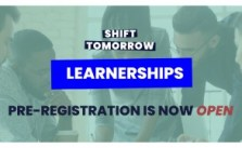 Shift Tomorrow Learnerships 2021 Is Open