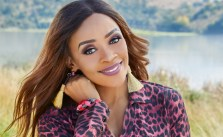 Thembi Seete Instagram, Twitter and Facebook Account
