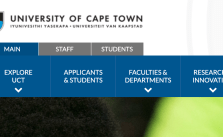 UCT Online Applications 2022 | Apply to University of Cape Town