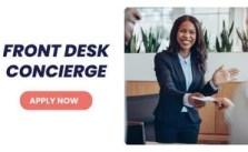 Front Desk Concierge Internships Available 2021 Is Open