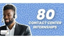 80 Call Centre Internships at iContact 2021 Is Open