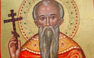 Св. свещеномъченик Харалампий