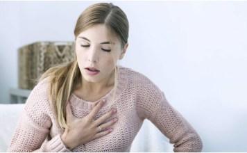 Възпаление на дихателните пътища