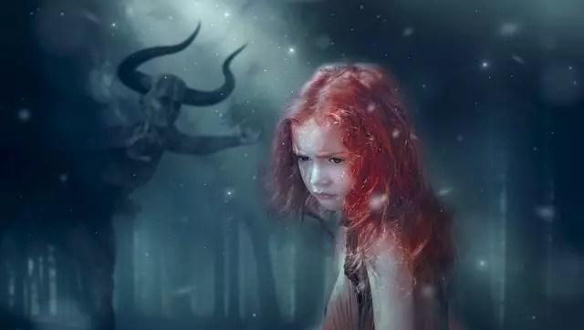 Демоните обикновено са хора които се отнасят зле