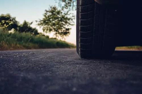 Сънища за коли - гуми