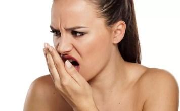 Лош дъх от устата