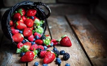 Горските плодове помагат на мозъка
