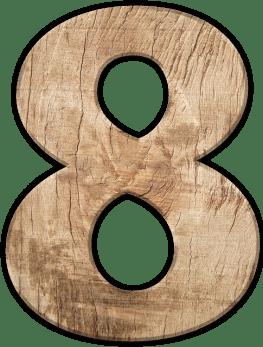 Число на живота - 8 Осмици - Професионалистът