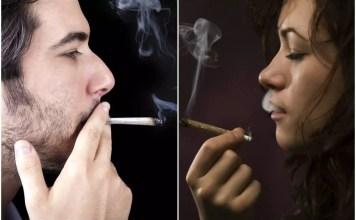 Кой защо пуши?