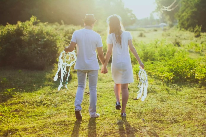 Сънища със загуба и откриване - откривате вашия партньор