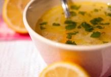 Класическа пилешка супа