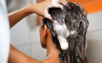миене на косата