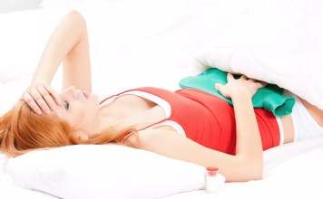 болезнена менструация