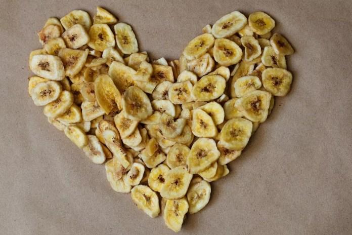 сушеният банан