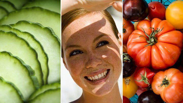 8 Alimentos Para Tener Una Piel Brillante Y De Aspecto Más Joven 1
